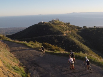 Epic View Road Bike Tour - Cal Coast Adventures