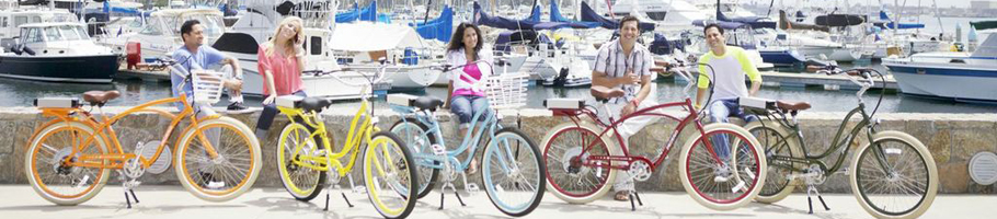Electric Bike Rentals Santa Barbara