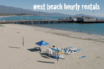 West Beach Hourly Rentals