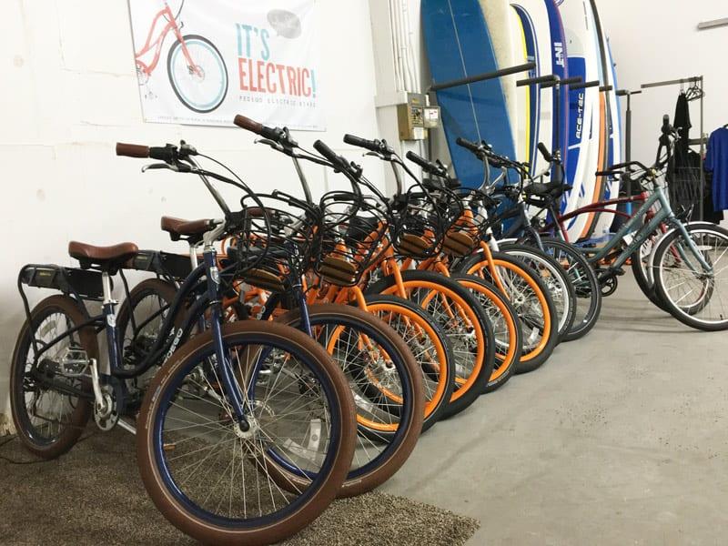 Electric Bike Tour Rentals in Santa Barbara - Cal Coast Adventures