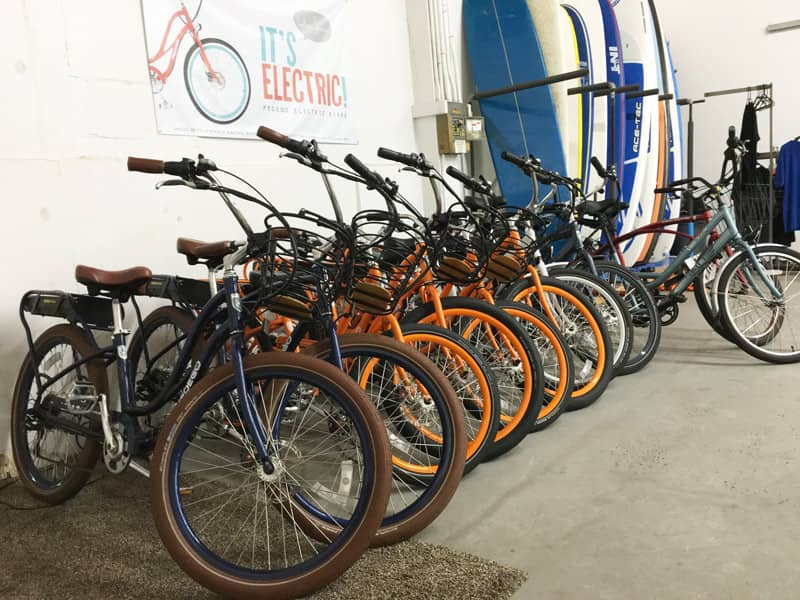 Electric Bike Tours - Cal Coast Adventures