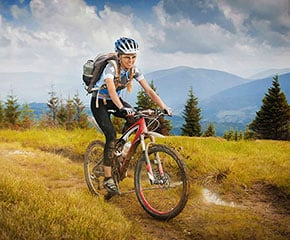 Mountain Bike Rentals and Tours