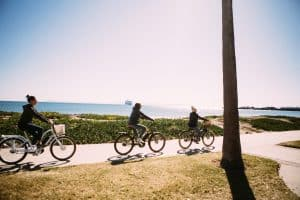 Santa Barbara Bike Rental with Views of the American Riviera and Harbor