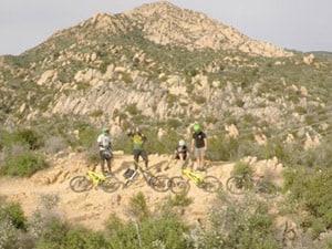 Inspiration Point Mountain Bike Tour