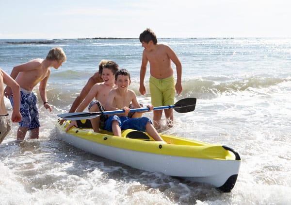 American Riviera Kayak Tour