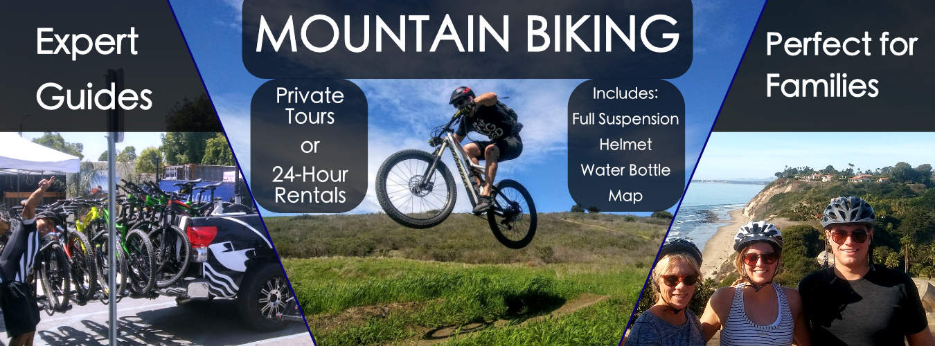 Mounatin Bike tours and rentals