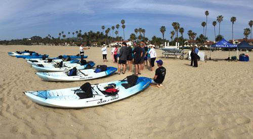 Kayak Tours in Santa Barbara - Cal Coast Adventures