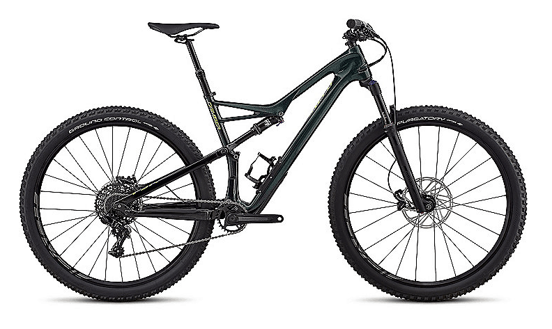2018 Specialized Camber Comp Carbon 29