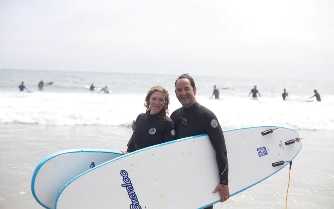 Learn To Surf In Santa Barbara