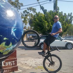 Sergio Alvarez - Mountain Bike Tour Guide - Cal Coast Adventures