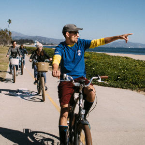 santa barbara cycling tours