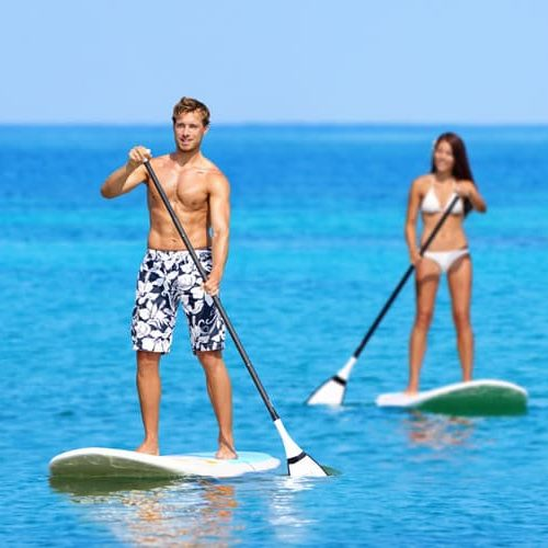 Stand Up Paddle Board Lessons in Santa Barbara