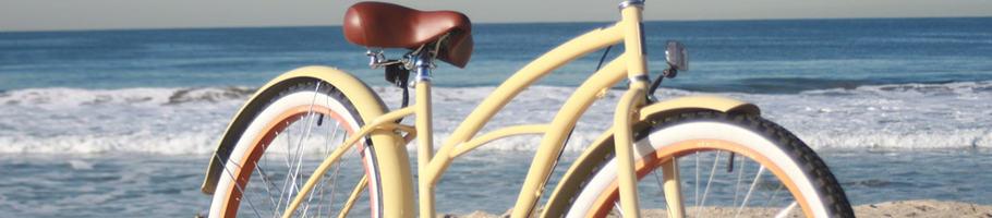 Santa Barbara Beach Cruiser Rentals - Cal Coast Adventures