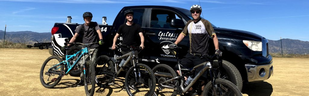 santa barbara mountain bike rental