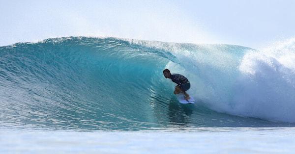 Surf Warmup Barrel