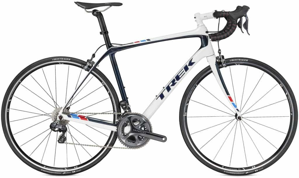 Trek Domane Road Bike Rental in Santa Barbara. Carbon Road Bikes