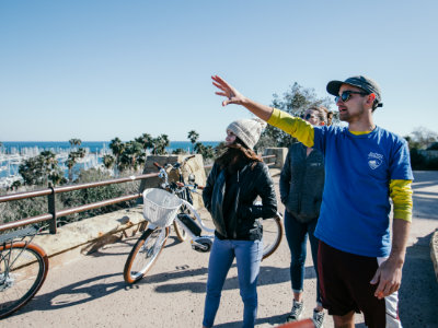 bike tours in santa barbara