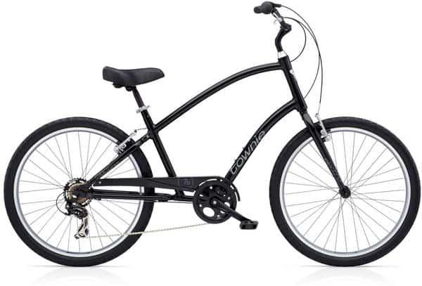 santa barbara bike rentals with townie beach cruiser
