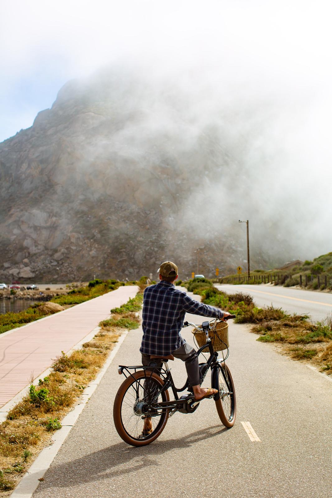 electric bike tour Morro Bay