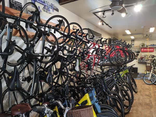 Long Term Bike Rentals