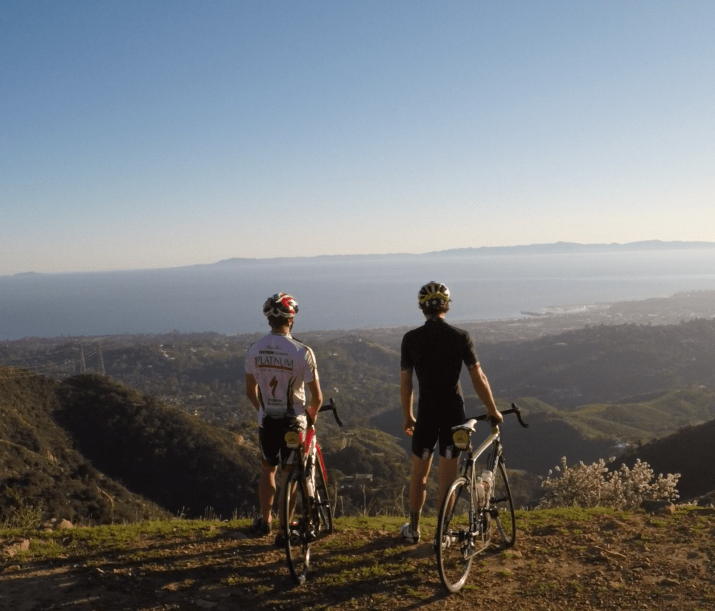 Santa Barbara Bike Tour with Views of the Channel Islands, American Riviera, and Harbor
