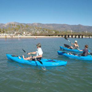 kayak tours santa barbara
