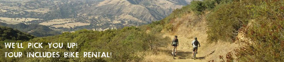 Mountain Bike Tours in Santa Barbara - Cal Coast Adventures