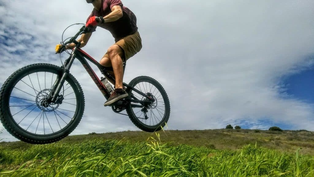 Mountain Bike Tour or Rental. Beginner to Advanced Options