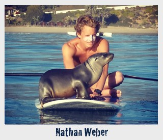 Nathan Weber - Surf Instructor Santa Barbara - Cal Coast Adventures