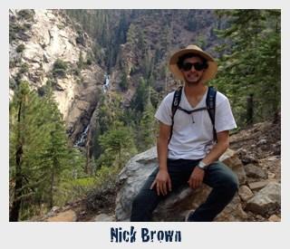 Nick Brown - Santa Barbara Kayak and Hiking Tour Guide - Cal Coast Adventures