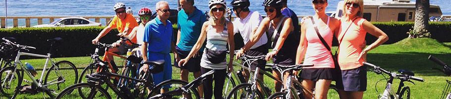 Hybrid Bike Rentals in Santa Barbara - Cal Coast Adventures