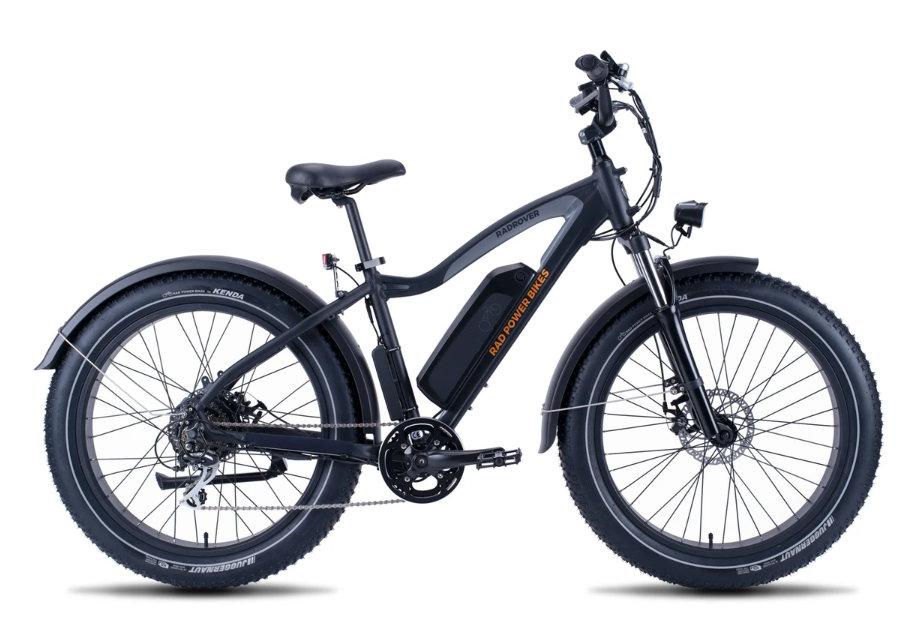 electric bike rental - fat bike - cal coast adventures