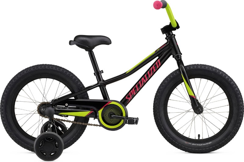 kids bike rental with training wheels