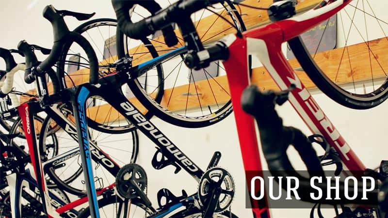 Road Bike Rental Shop - Cal Coast Adventures