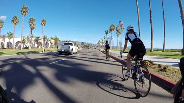 Easy Paced Road Bike Tours - Cal Coast Adventures