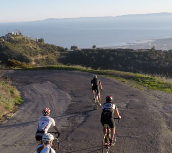 Santa Barbara Road Bike Tours - Cal Coast Adventures