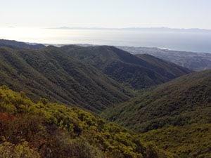 Romero Canyon Elite Mountain Bike Tour - Cal Coast Adventures