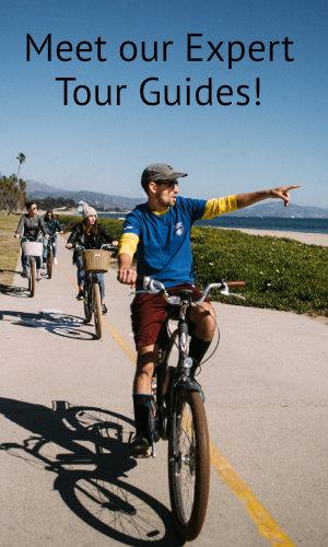 santa barbara cycling tours