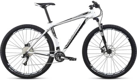 Specialized and Trek Hardtail MTBs