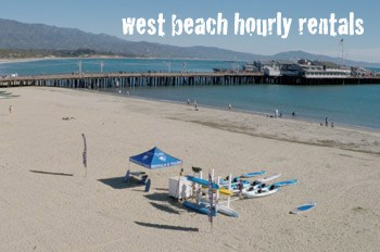 West beach hourly rentals - Cal Coast Adventures