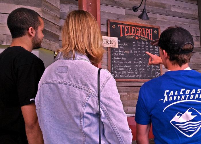 Santa Barbara Beer and Wine Tour